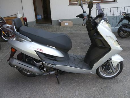 Leichtkraftroller Kymco Yager GT 125
